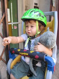 taiyo on bike