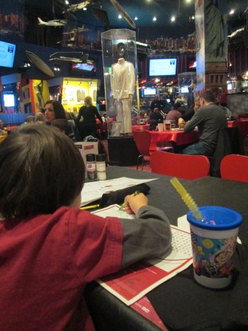 planet hollywood