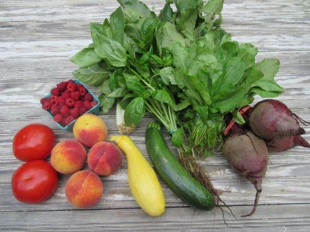 veggies from wallkill view farm