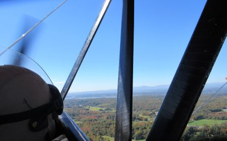 bi-plane ride