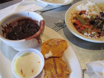 food at cafecito